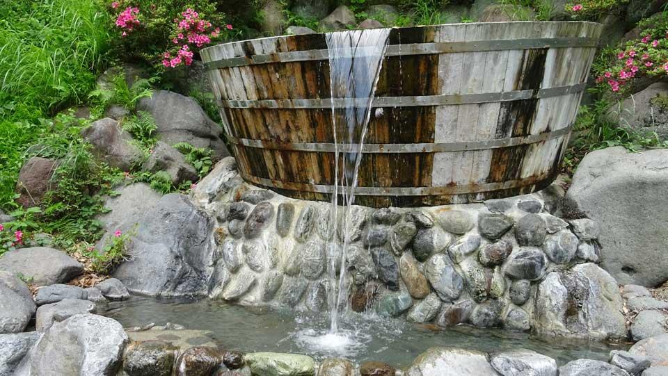湯河原温泉の美人の湯が熱い!