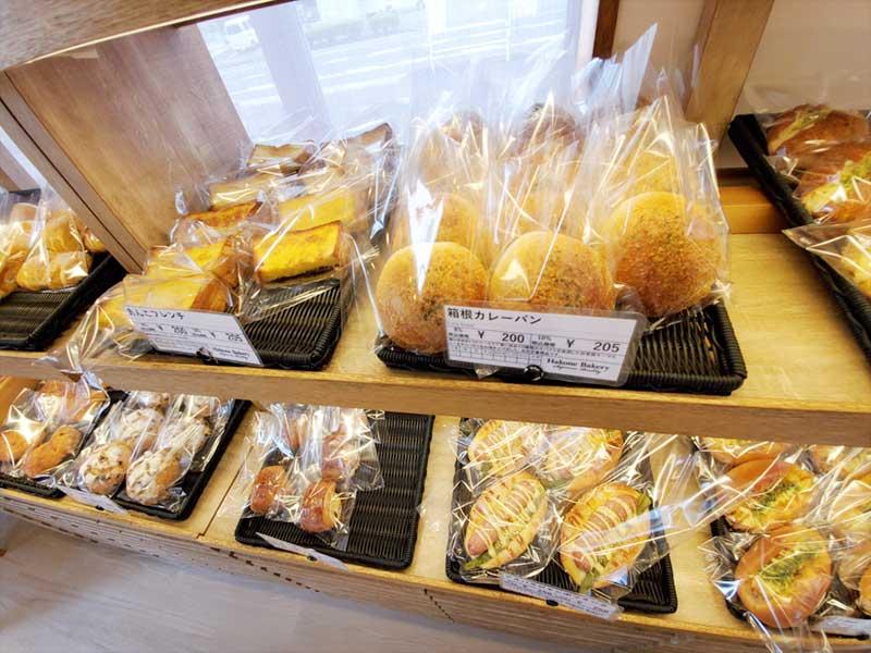 総菜パンもたくさん
