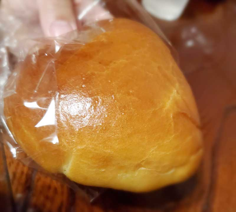 いいよねこのパンの焼き目
